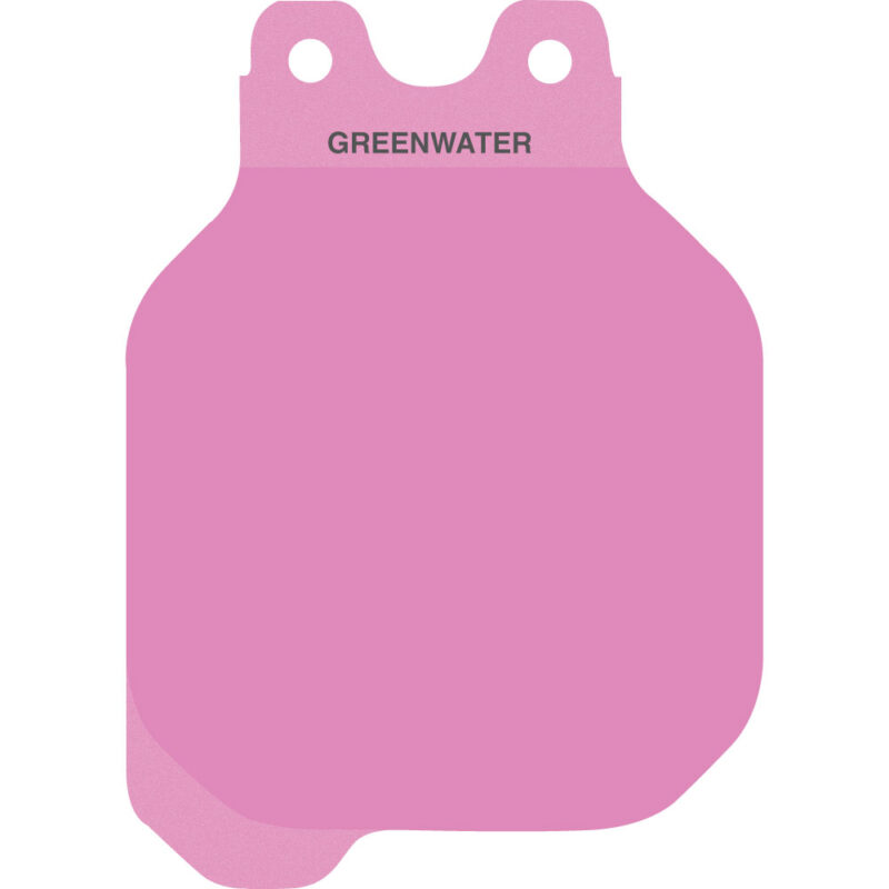 FLIP FILTERS GREENWATER Underwater Color Correction Magenta Filter for GoPro 3, 3+, 4, 5, 6, 7, 8